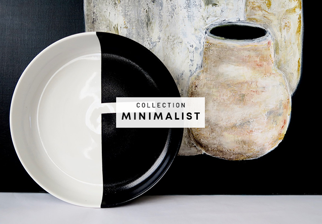 Muryel Tomme - Céramiques - Collection Minimalist